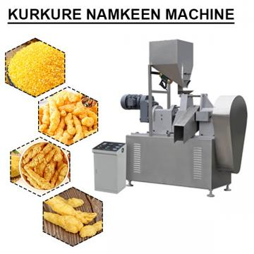Customized Continuous Automatic Kurkure Making Machine With More Accuracy