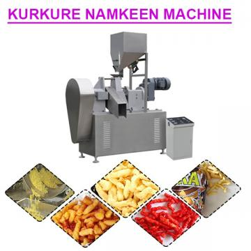 ISO9001 Compliant Low Cost Kurkure Manufacturing Machine For Cheetos