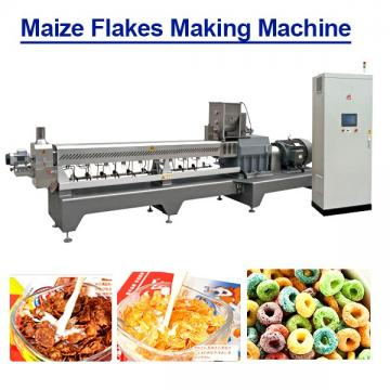Home Use High Efficiency Corn Flakes Manufacturing Machine For Breakfast Cereals