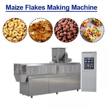 Commercial Cheap Price Corn Flakes Processing Machine With Easy To Be Cleaned