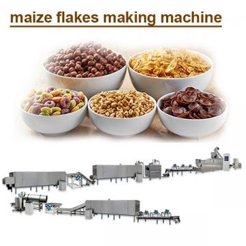 New Type Easy To Operate Corn Flakes Production Line With Lower Energy