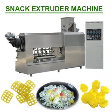 Wholesale Price High Automation Snack Food Extruder With Corn As Main Materials