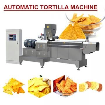 380v/220v Automatic Corn Tortilla Machine With Facilitates Installation
