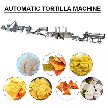 Easy To Clean High Capacity Commercial Tortilla Machine With Flexible Capacity Control