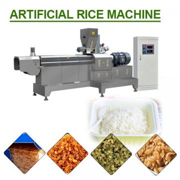 Customizable High Performance Rice Maker Machine For Artifical Rice