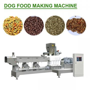 Hot Sale Cheapest Pet Food Machine With Automatic Lubrication System