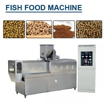 Hot Sale Small Fish Food Making Machine With Novel Design