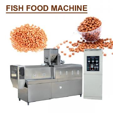 New Design high Quality Fish Feed Pellet Machine With Stable Operation