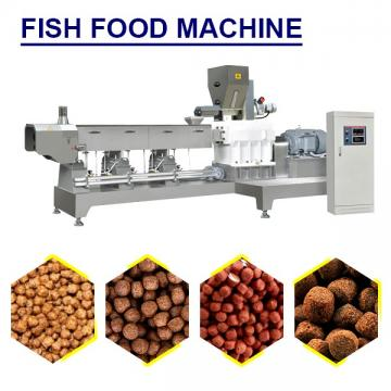 High Efficiency Stainless Steel Fish Feed Production Machine, Long Service Life