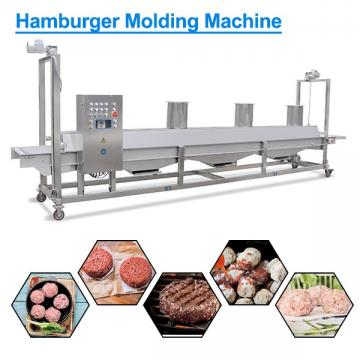Best Selling Best Price Hamburger Maker With Automatic Fault Alarm System