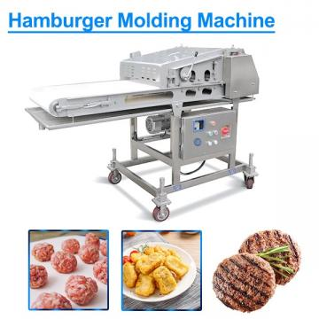 Easy Clean Stainless Steel Commercial Burger Press,environmental Protection