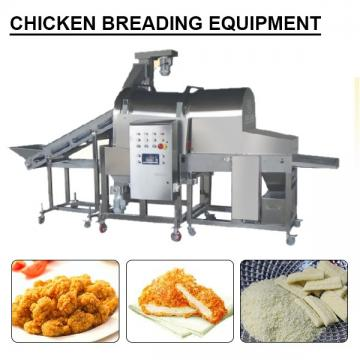 Hot Sale Automatic Chicken Breading Machine With Flour As Main Materials