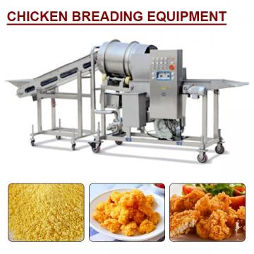 High Capacity stainless Steel Automatic Batter Breading Machine With Easy To Operate