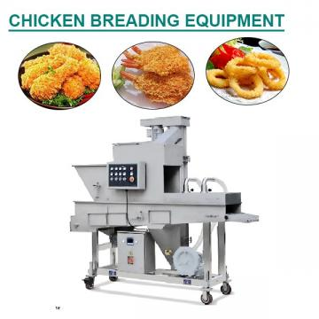 Ce Compliant Cheap Breading And Battering Machines,chicken Breading Machine
