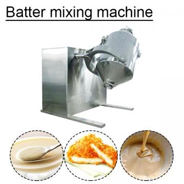 Multi Function Stainless Steel flour Mixer With Safe To Use