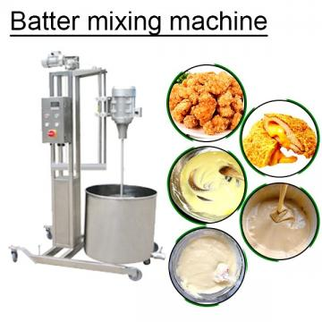 Reasonable Price High Efficient Batter Mixer With Easy To Clean