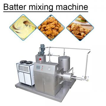 60kw High Capacity Cake Batter Mixing Machine With Easy To Operate