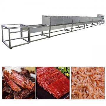 High Efficiency Stainless Steel Food Dehydrator With Temperature Is Even