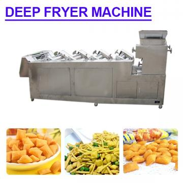 Ce Compliant Continuous Deep Fat Fryer With Self-Cleaning Function