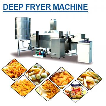 Good Quality Stainless Steel Large Deep Fryer With Long Service Life