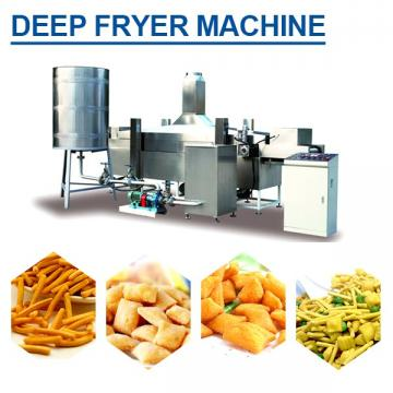 Professional Supplier Fully Automatic Fat Fryer For Banana Chops