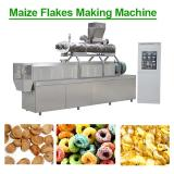 Industrial Multifunctional Corn Flakes Machine With Corn Powder As Main Materials