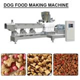 Automatic Large Capacity Dog Food Machine With Bone Powder As Main Materials