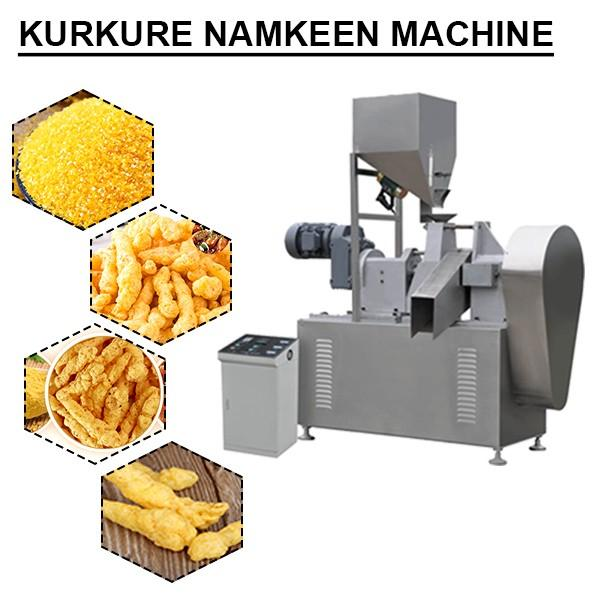 Customized Continuous Automatic Kurkure Making Machine With More Accuracy #1 image