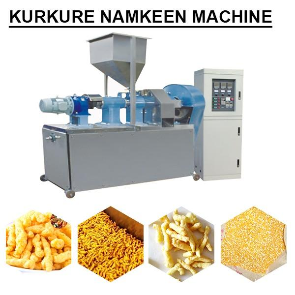 Factory Price Stand Up Kurkure Making Machine With Plc Program Control #1 image