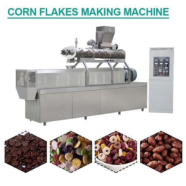 Best Selling Automatic Corn Flakes Making Machine With Long Life #1 image