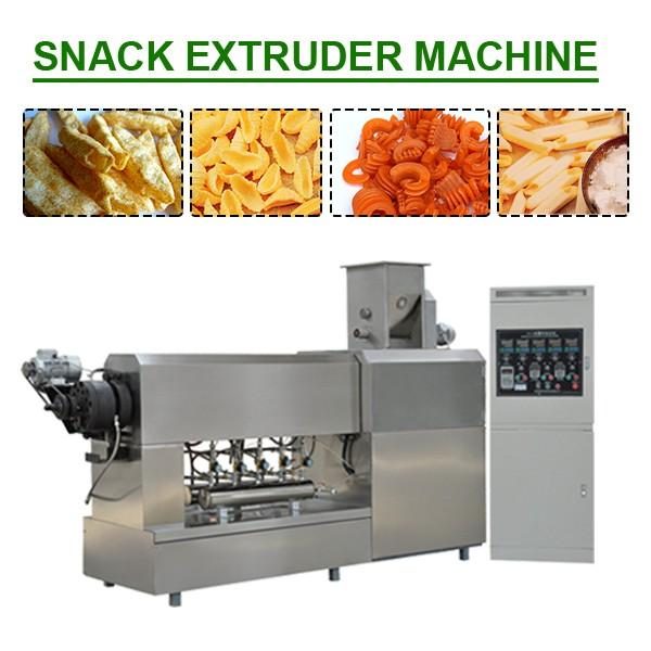 Hot Sale High Quality Snack Food Making Machine With Easy To Use #1 image