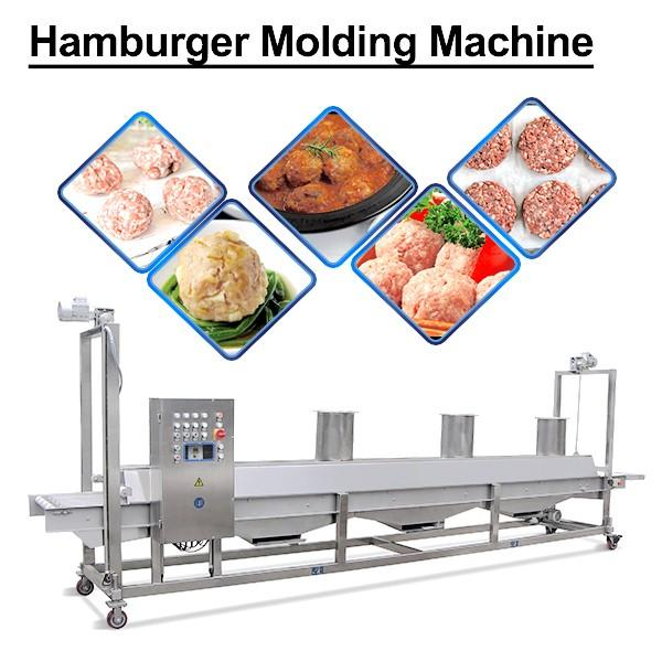 Competitive Price Multifunctional Burger Maker With Meat Vegetable As Main Materials #1 image