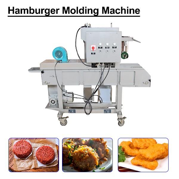 High Performance High Efficiency Burger Patty Maker For Chick Patty #1 image
