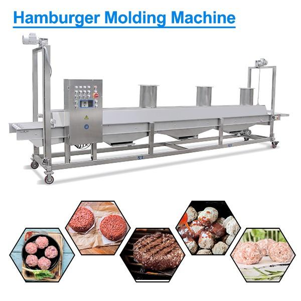 Best Selling Best Price Hamburger Maker With Automatic Fault Alarm System #1 image
