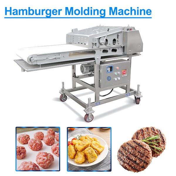 Easy Clean Stainless Steel Commercial Burger Press,environmental Protection #1 image