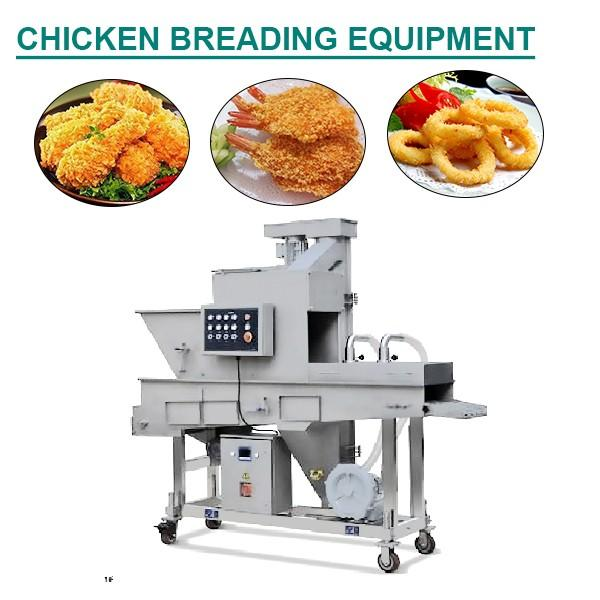 Ce Compliant Cheap Breading And Battering Machines,chicken Breading Machine #1 image