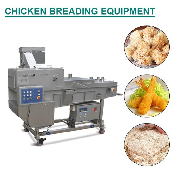 12 Months Warranty Professional Automatic Batter Breading Machine,reliable And Durable #1 image