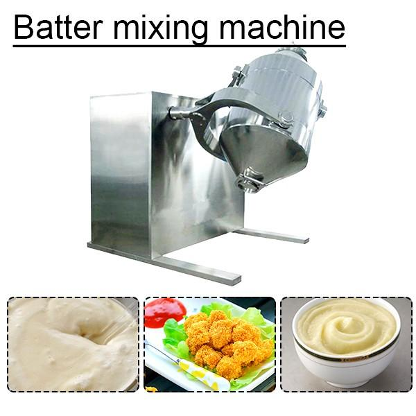 Cheap Factory Price Customized batter Mixers With Rich Products #1 image