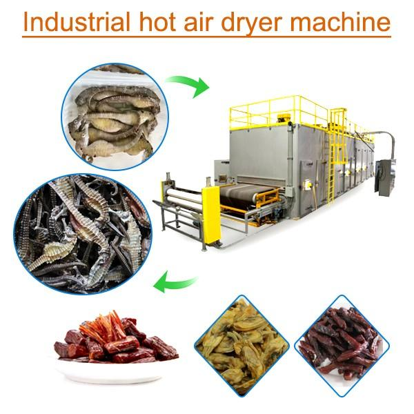 80kw Multi-layers Industrial Dryer With Wide Application Range #1 image