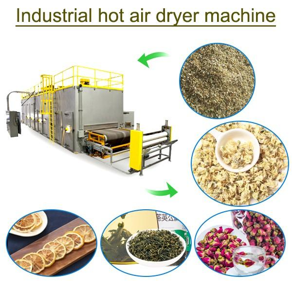 Factory Price Widely Used Hot Air Dryer Machine With Low Fuel Consumption #1 image