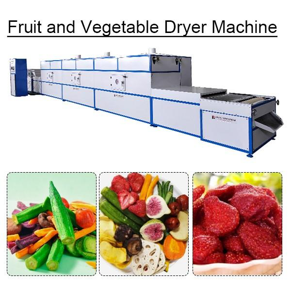 Factory Direct Stainless Steel Vegetable Dryer With Easy To Maintenance #1 image