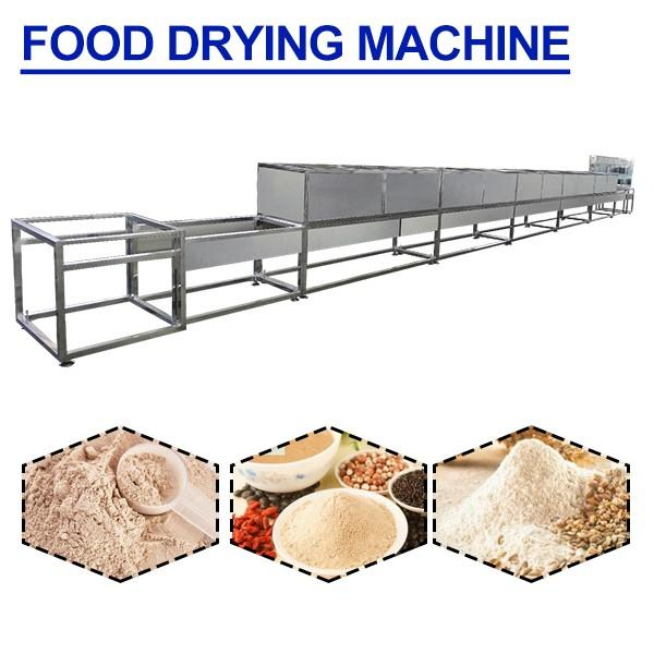 Automatic High Capacity Food Dehydrator With Smart Led Panel Operation #1 image
